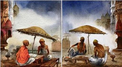 Badami Man & Woman