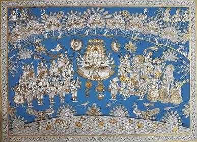 Shrinathji Rajbhog Swaroop II