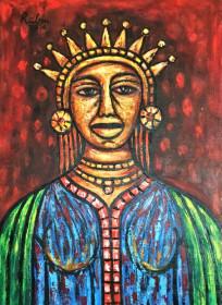 Lot 07 - Telangana Woman