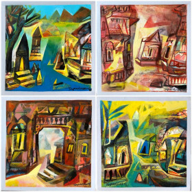 She series (set of 4)