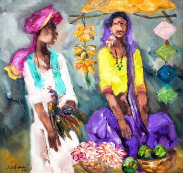 Badami People II