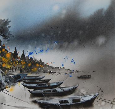 Banaras Boats