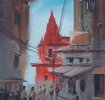 Banaras Temple