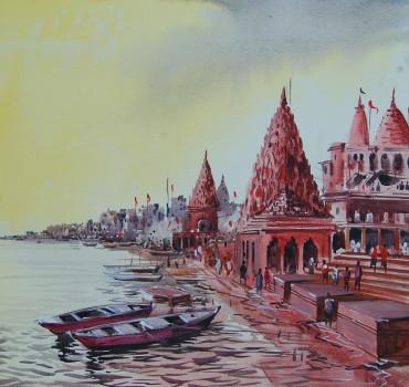 Benaras Temple