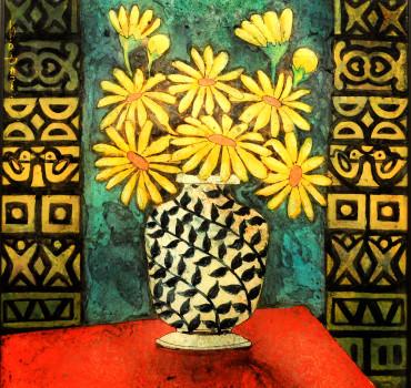 Flower Vase V