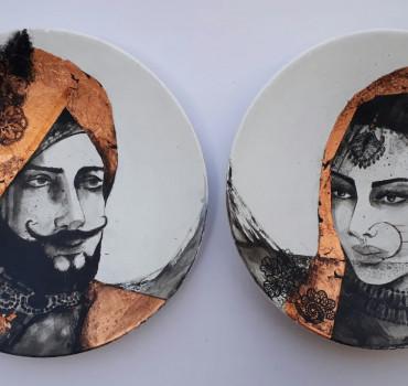 Maharaja & Maharani I