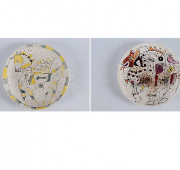 Plate (Set of 2)