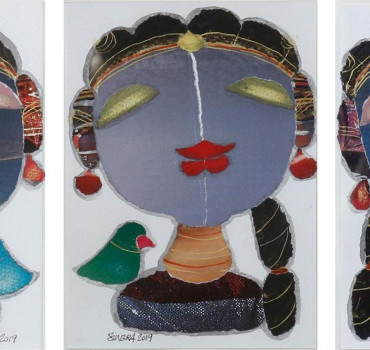 Radha Series (Set of 3)