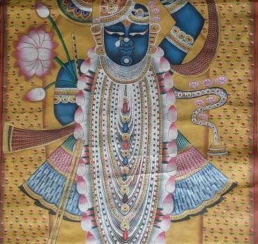 Shrinathji Rajbhog Swaroop I