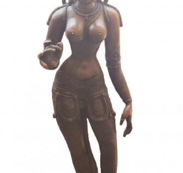 Standing Parvathi
