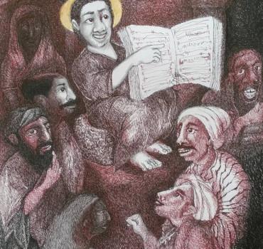 Jesus & the Doctors I