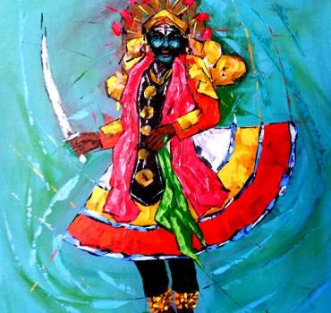 Theru koothu