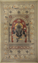 Ganesh Story | 60 X 36 Inches