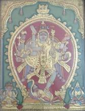 Uruthan Tandavam   20 Inches
