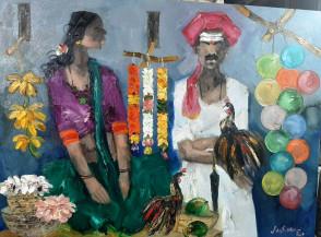 Badami Man & Woman | 30