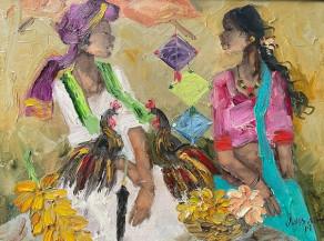 Badami Man & Woman | 17
