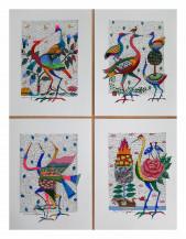 Birds (set of 4) | 9