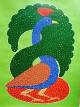 Dancing Peacock  | 29.5