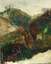 Divine Land I | 20 x 16 Inches