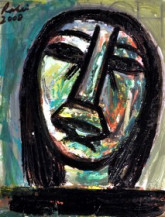 Face | 11 x 9 Inches