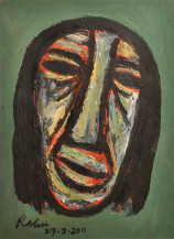 Face | 16 X 11.9 Inches