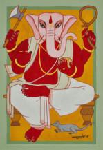 Ganesha | 22 X 15 Inches