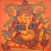 Ganesha | 24 X 24 Inches