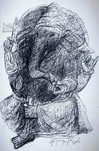Ganesha | 20 X 14 Inches