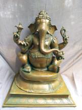 Ganesha | 17 X 12 Inches