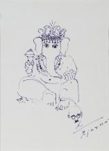 Ganesha | 10.5 X 7.5 Inches