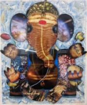 Ganesha | 22 x 18 inches