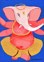 Ganpati | 5 X 7 Inches