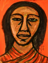 Girl | 14.6 x 10.5 Inches