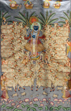 Gopashtami Jalvihar   72 X 48 Inches