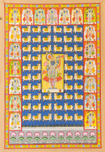 Gopashthami    36 X 24 Inches