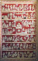 Hanuman Chalisa | 48 X 30 Inches