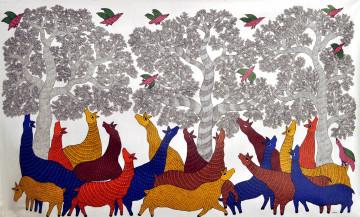 Herd of Deer | 44