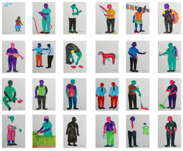 Heroes Of Palava | 63 X 71 Inches