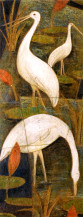 Heron | 12 X 30 Inches