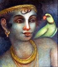 Krishna | 12 x 14 Inches