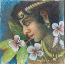 Krishna | 12 X 12 Inches
