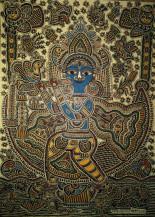 Krishna   22 x 15 Inches