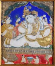 Krishna   13 X 10.5 Inches