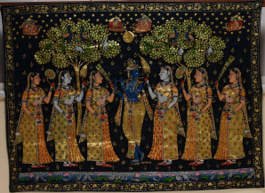 Krishna and Gopies  | 41