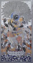 Krishna Rassalila | 42 X 24 Inches