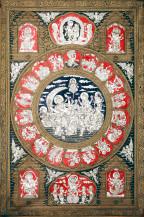 Krishna Story | 36 X 27 Inches