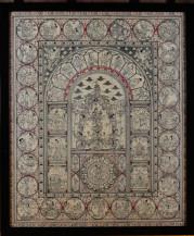 Krishnan Kandrap Hathi | 48 X 36 Inches