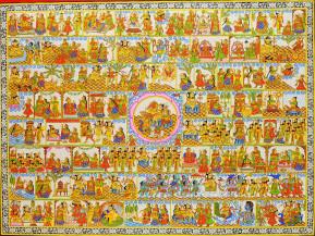 Kumar Sambhavam     36 x 48 Inches