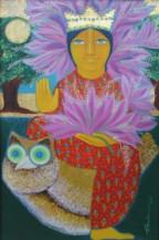 Lakshmi | 18 x 12 Inches
