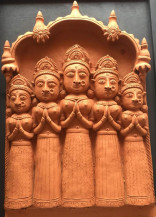 Panch Devi | 30 X 19 Inches